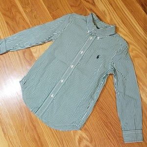 Ralph Lauren Dress Shirt, boys sz 6